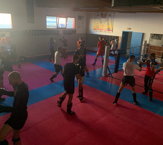 Club de boxe thaïlandaise